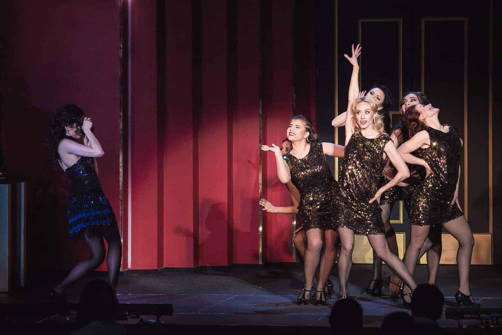 Шоу-кейс «Broadway Dreams» в Москве