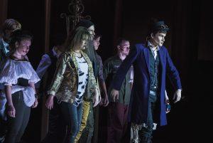 Шоу-кейс «Broadway Dreams» в МДМ