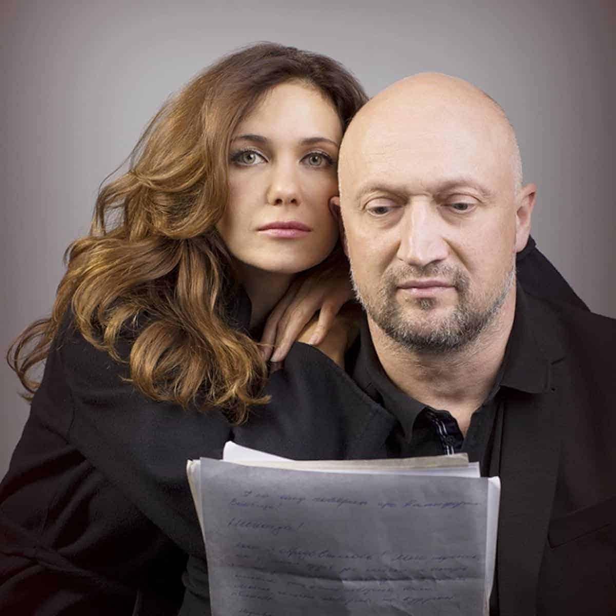 Спектакль «Love Letters» в Москве в 2019 году