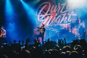 Концерт Our Last Night в Москве 2019