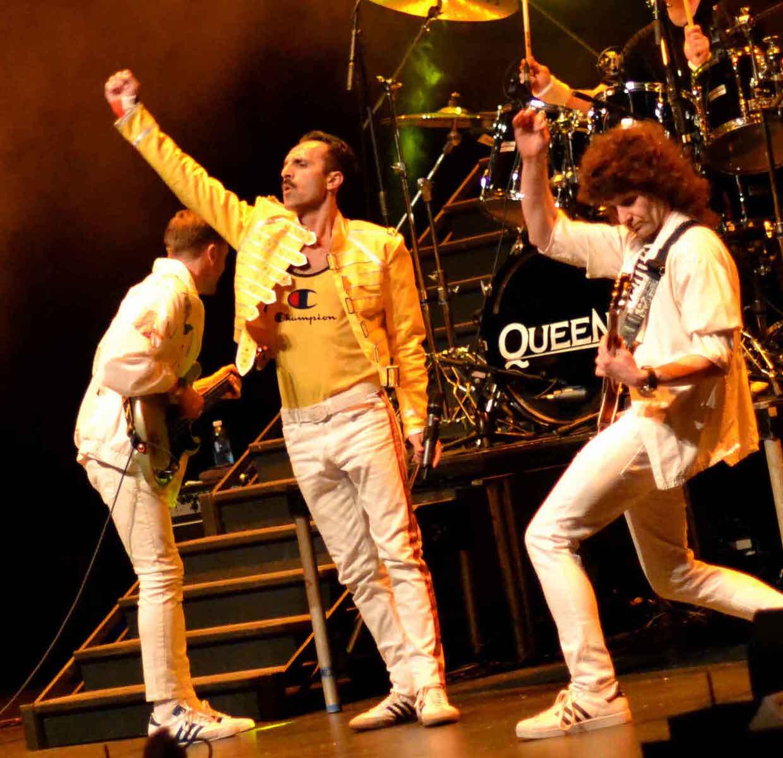 Queen Tribute Show – Bohemian Rhapsody в Москве в 2019