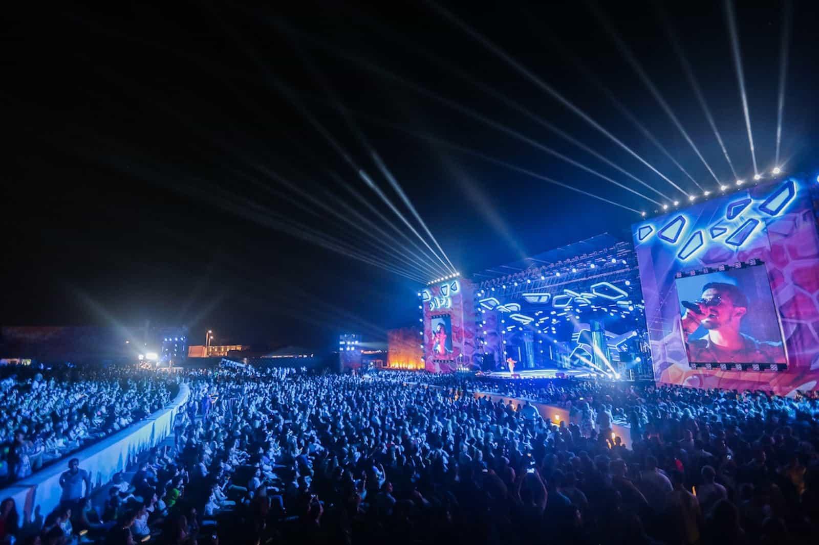 Международный фестиваль «ЖАРА» в Дубае 2019