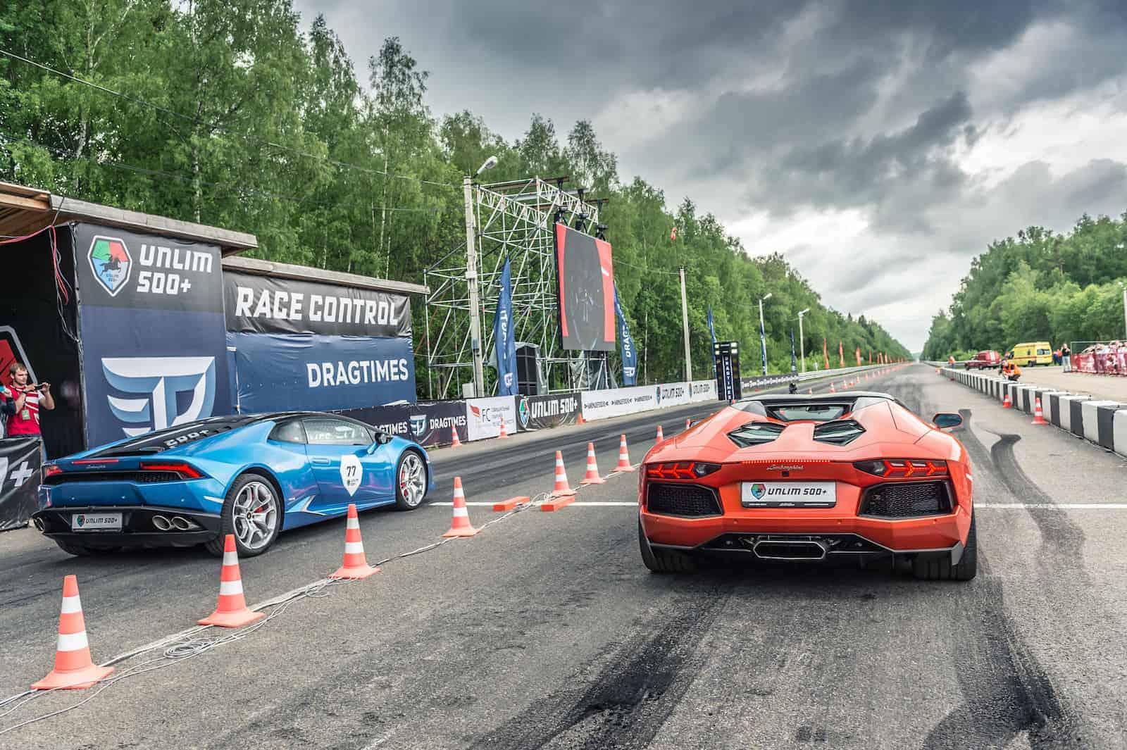 Фестиваль суперкаров UNLIM 500+ в 2019 году аэродром Быково