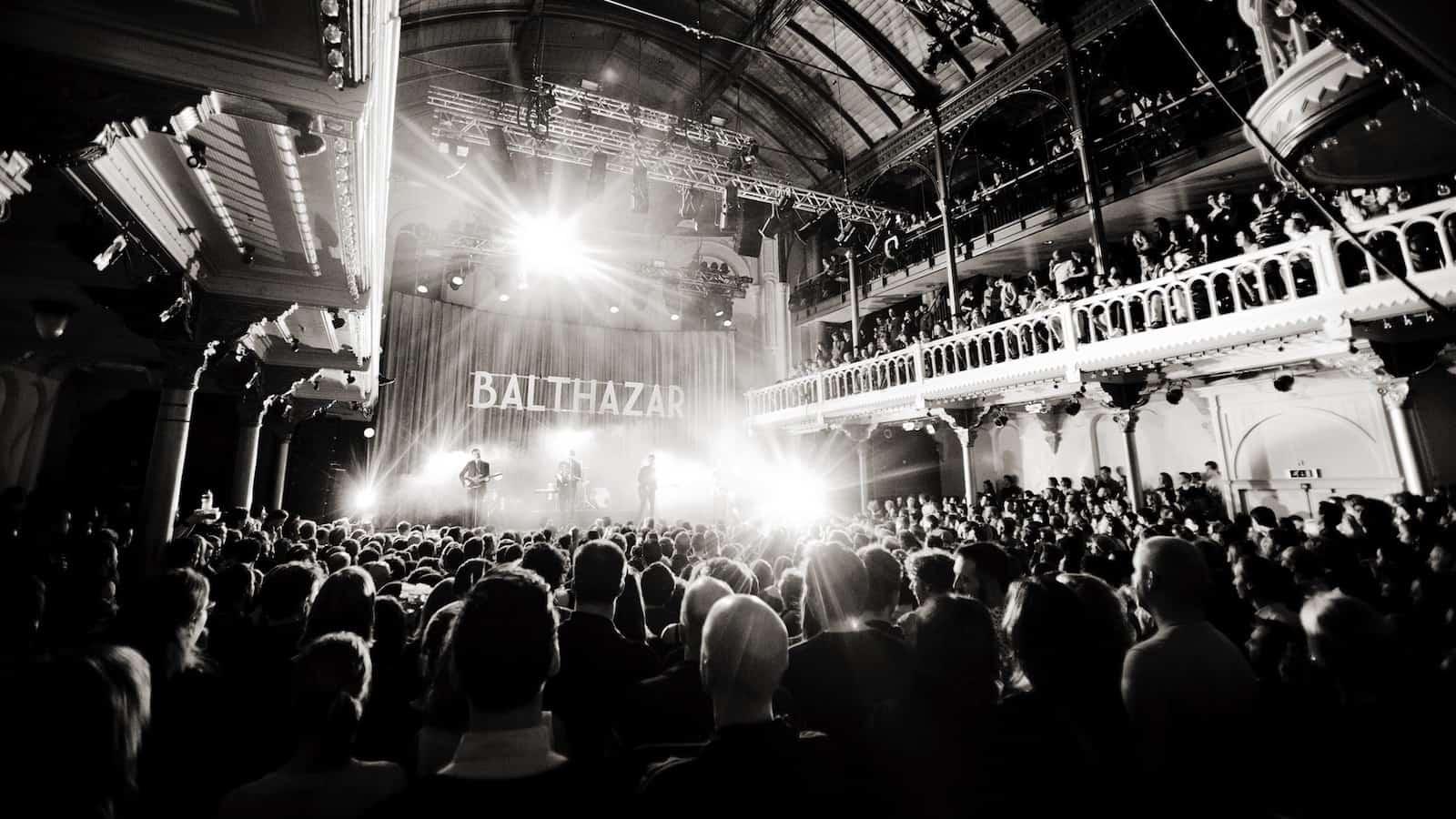Концерт группы «Balthazar» в Москве