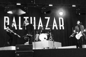 Концерт группы «Balthazar» в Москве 20 сентября 2019