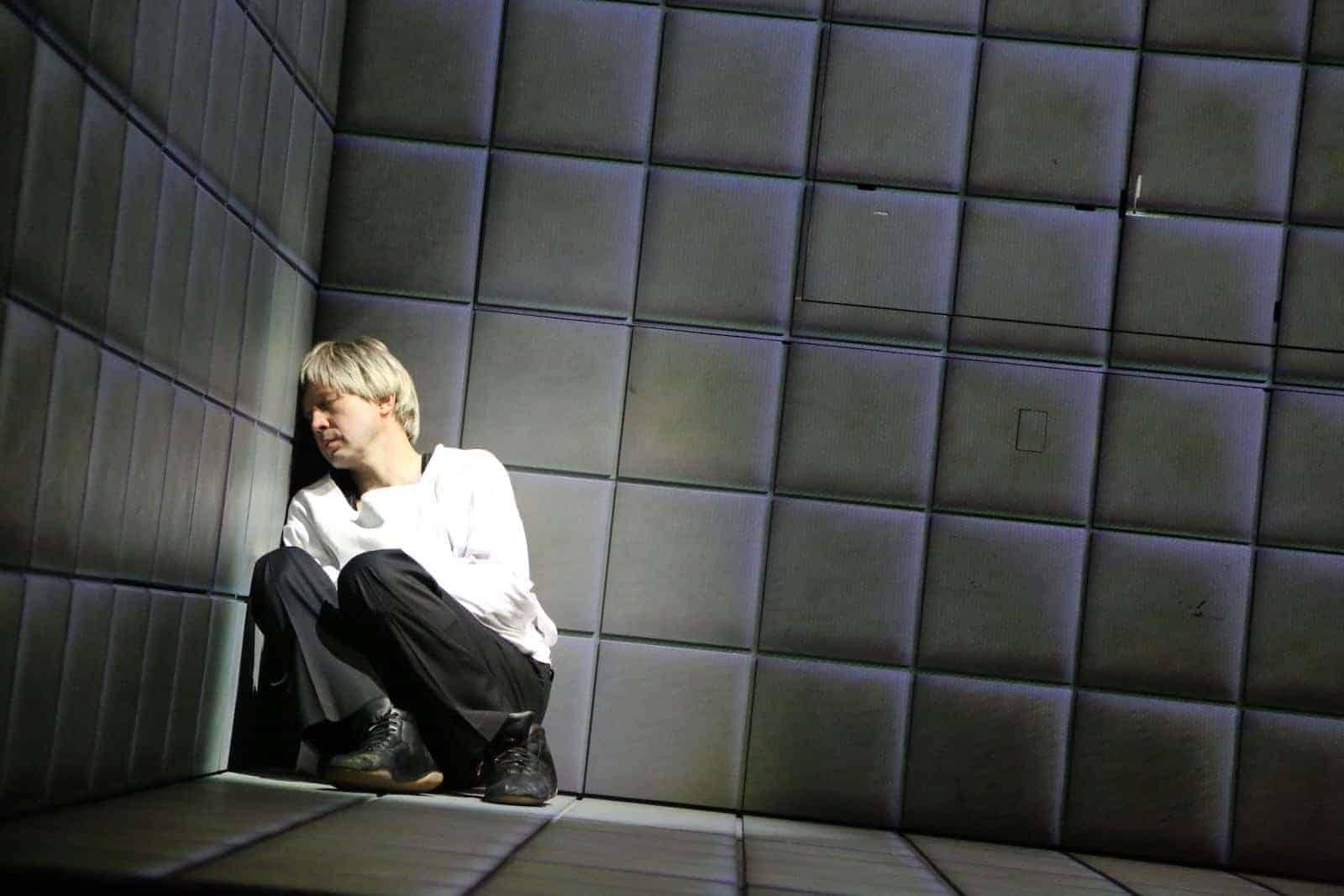 Спектакль «Гамлет | Коллаж» в театре Наций