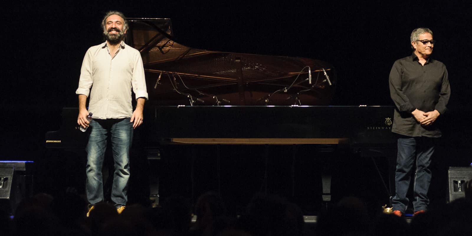 Концерт Стефано Боллани и Чано Домингеса в Москве 30 мая 2019 года