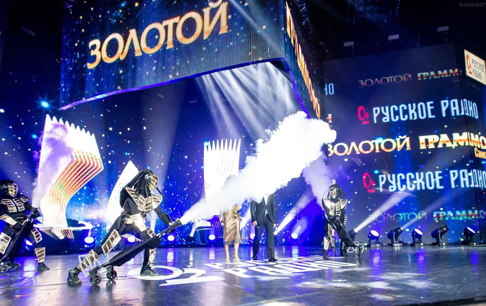 Премия «Золотой Граммофон» в Москве
