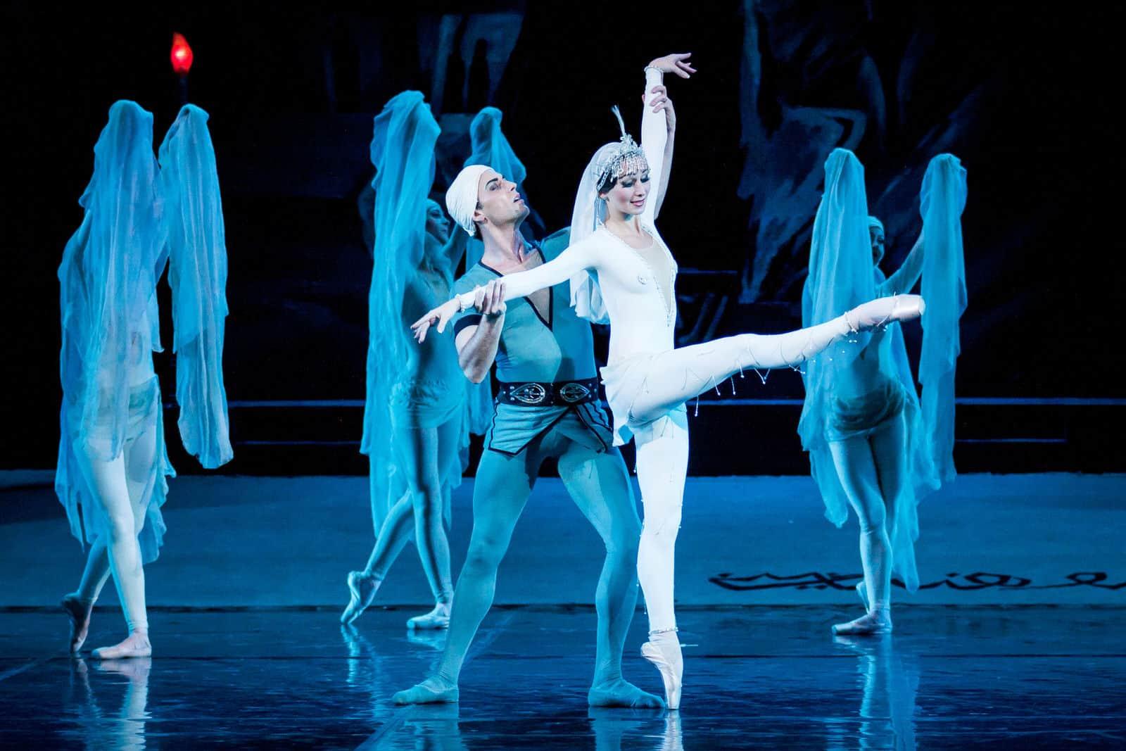 Балет «Легенда о любви» в Большом театре