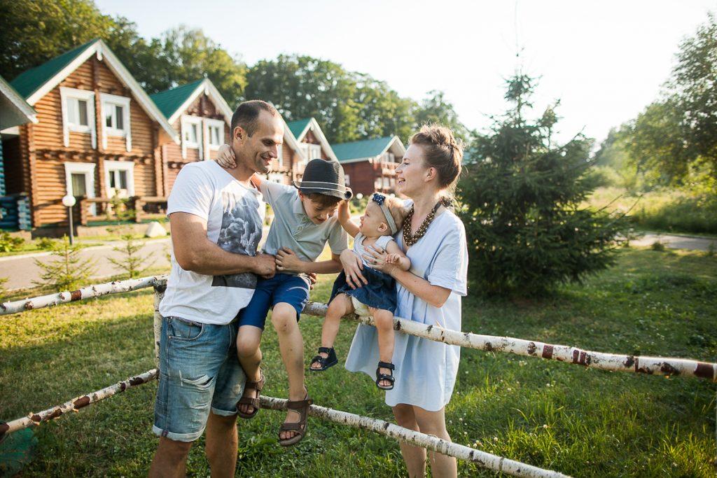 Игровые комнаты для детей как вариант семейного отдыха
