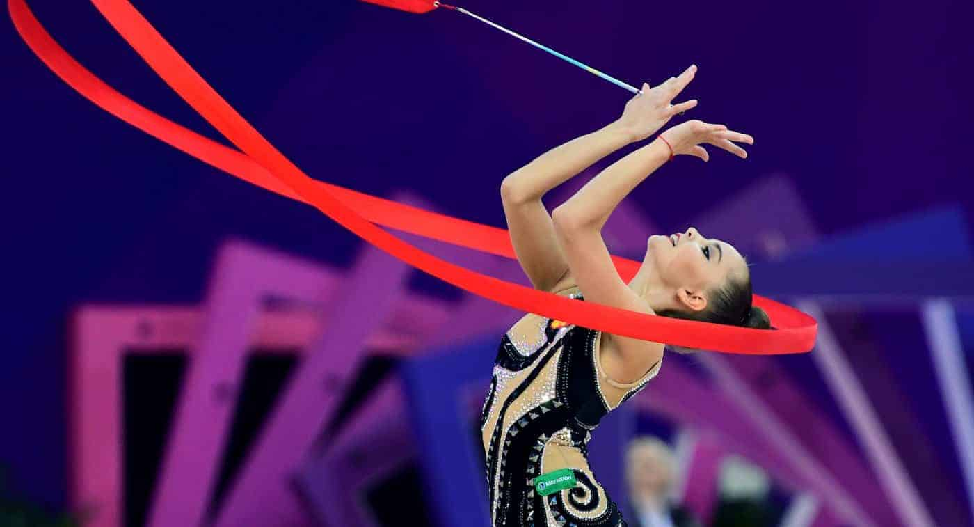 Чемпионат мира по художественной гимнастике среди юниорок