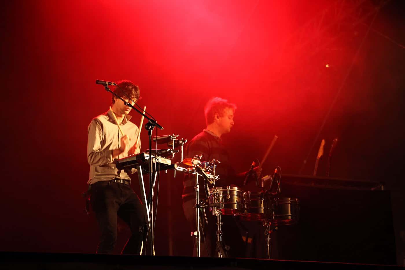 Концерт Cut Copy в Москве