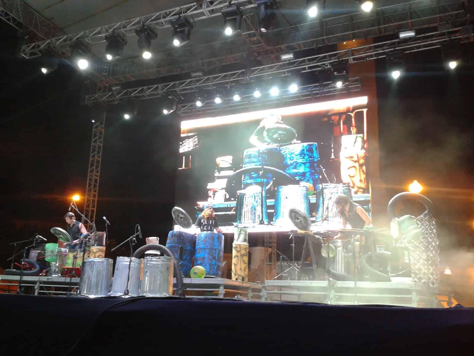 Концерт Street Beat в Москве