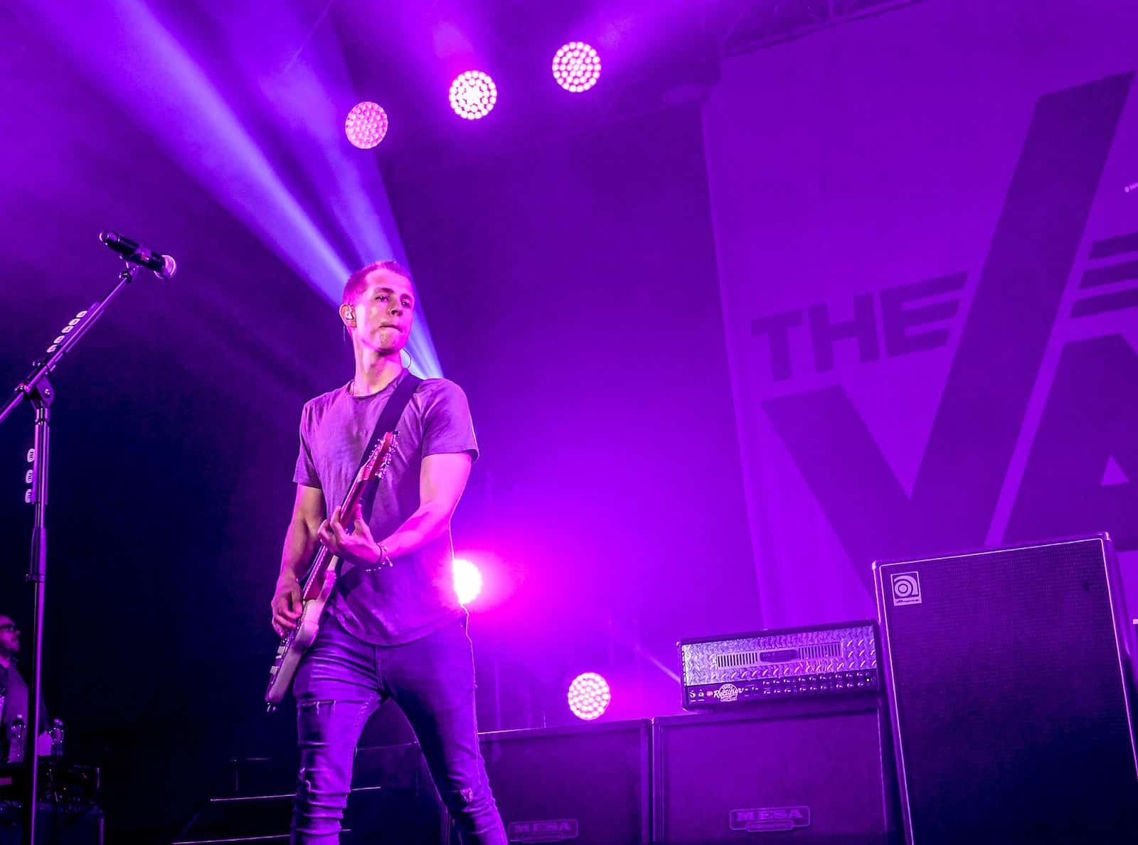 Концерт группы The Vamps в Москве
