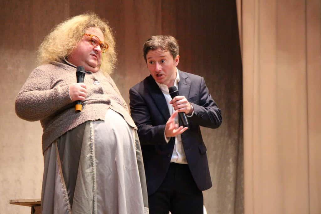Концерт «50 оттенков смешного» в Москве