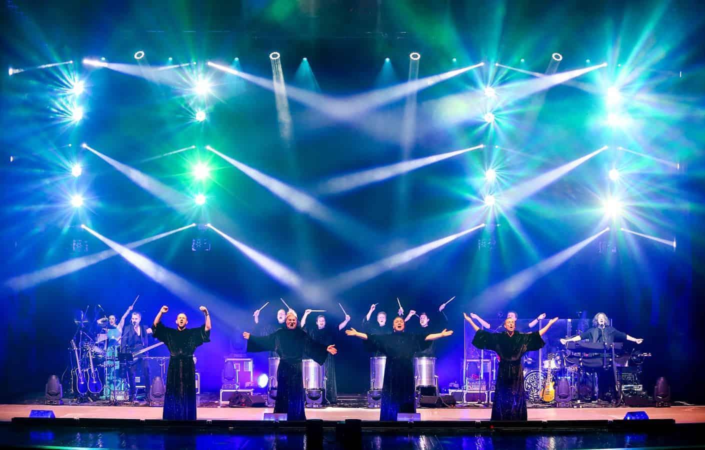 Концерт «Gregorian. 20 лет»