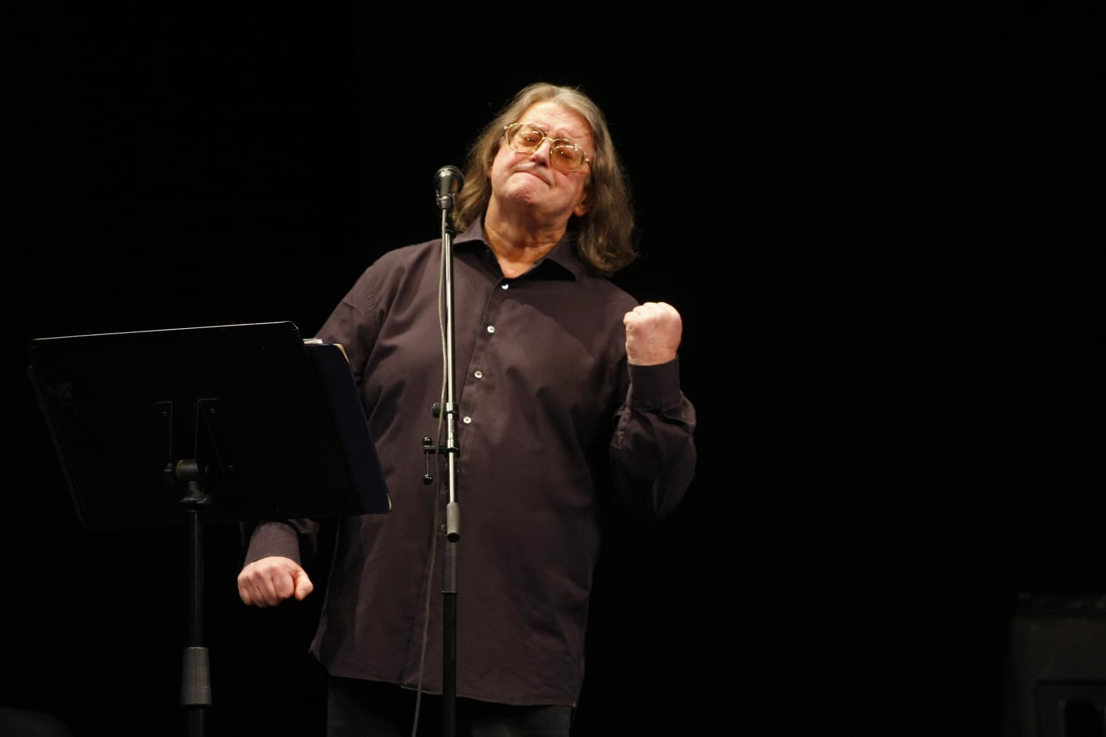 Концерт Александра Градского в Москве