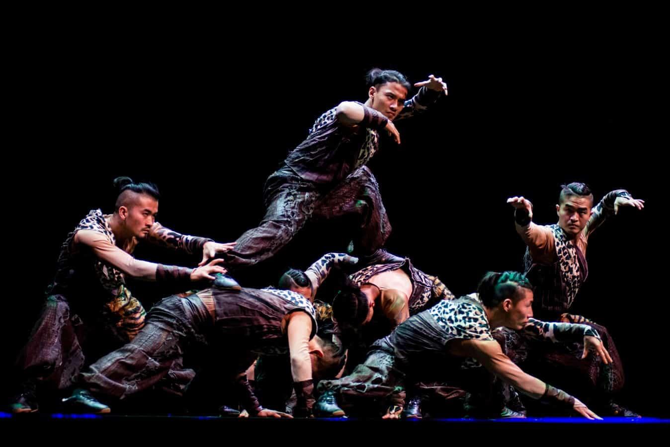 Спектакль «11 воинов» Джеки Чана