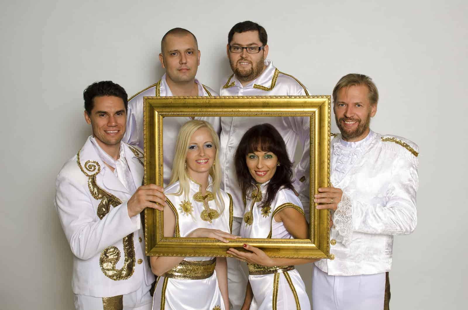 Трибьют-шоу ABBA «Abborn» в Москве