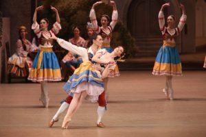 Балет «Коппелия» в Большом театре