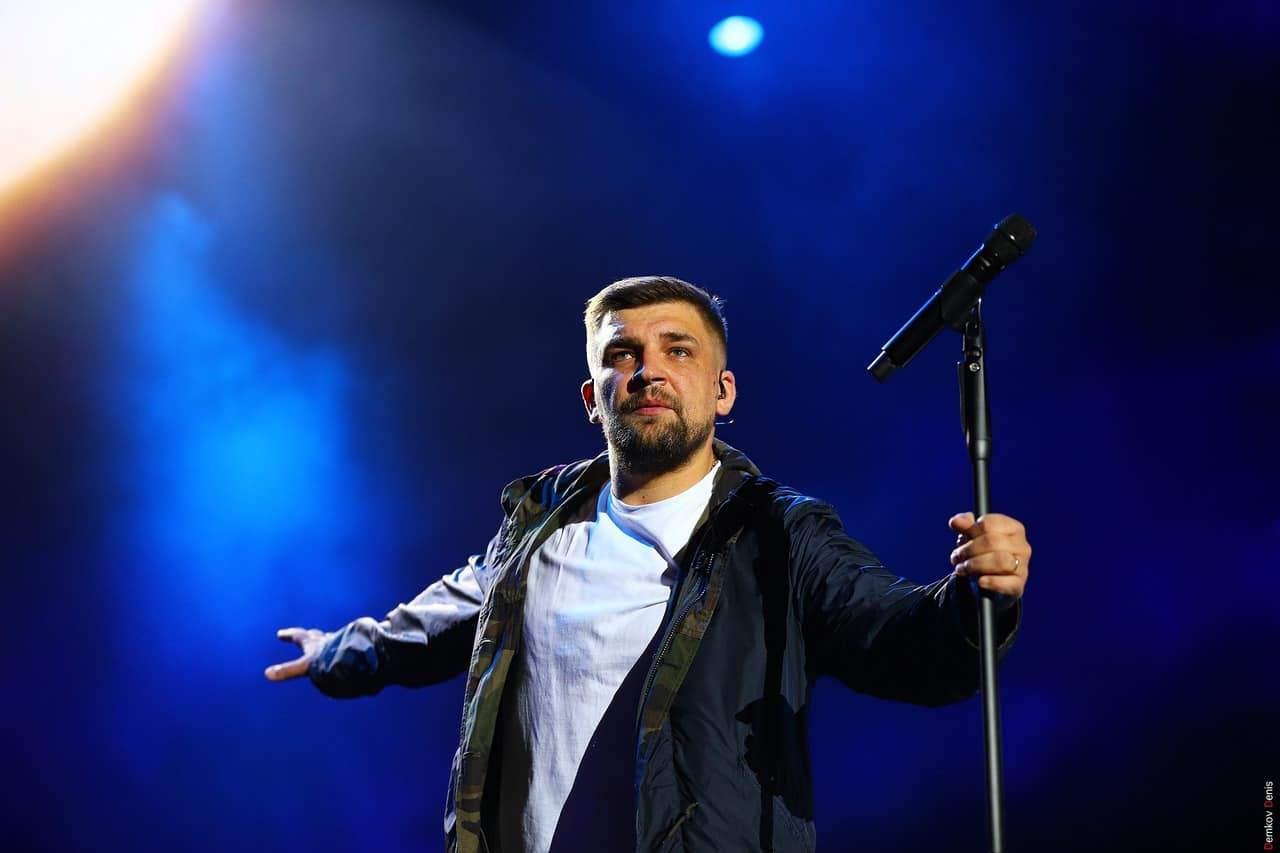 Концерт Баста в Москве