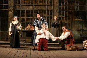 Спектакль «Венецианский купец»