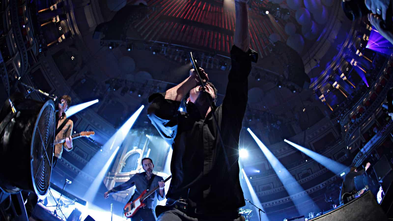 Концерт Suede в Москве