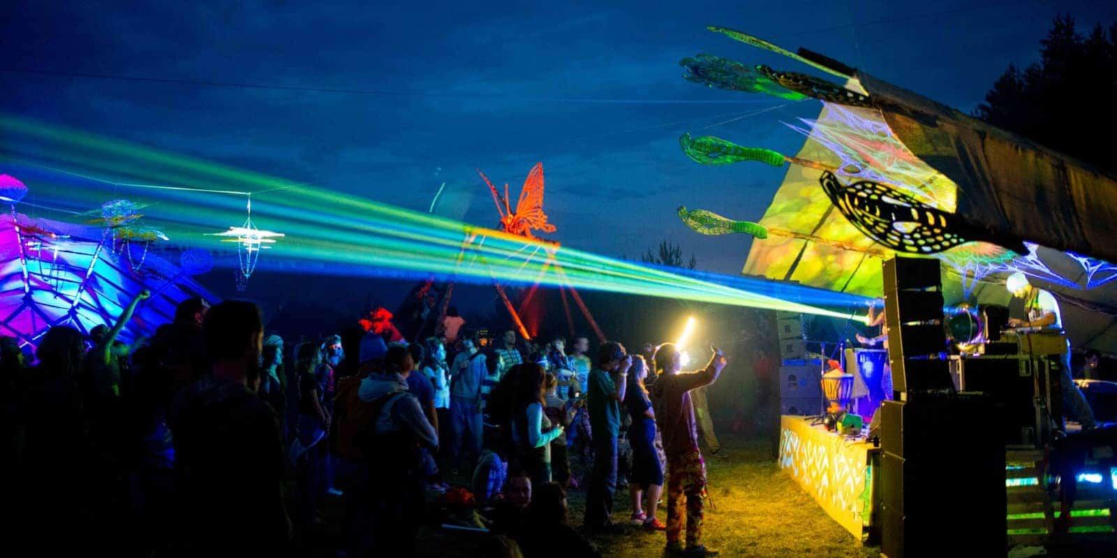 Фестиваль арт-кемпинг «Поток»