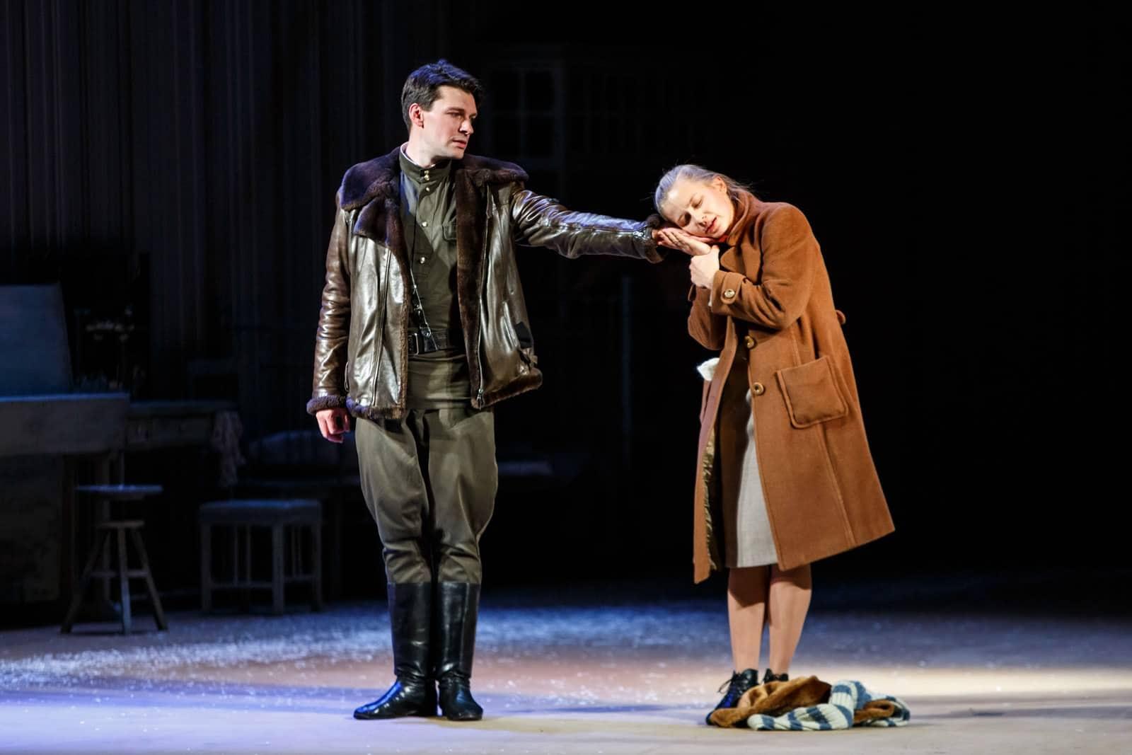 Спектакль «Варшавская мелодия» в Театре на Малой Бронной