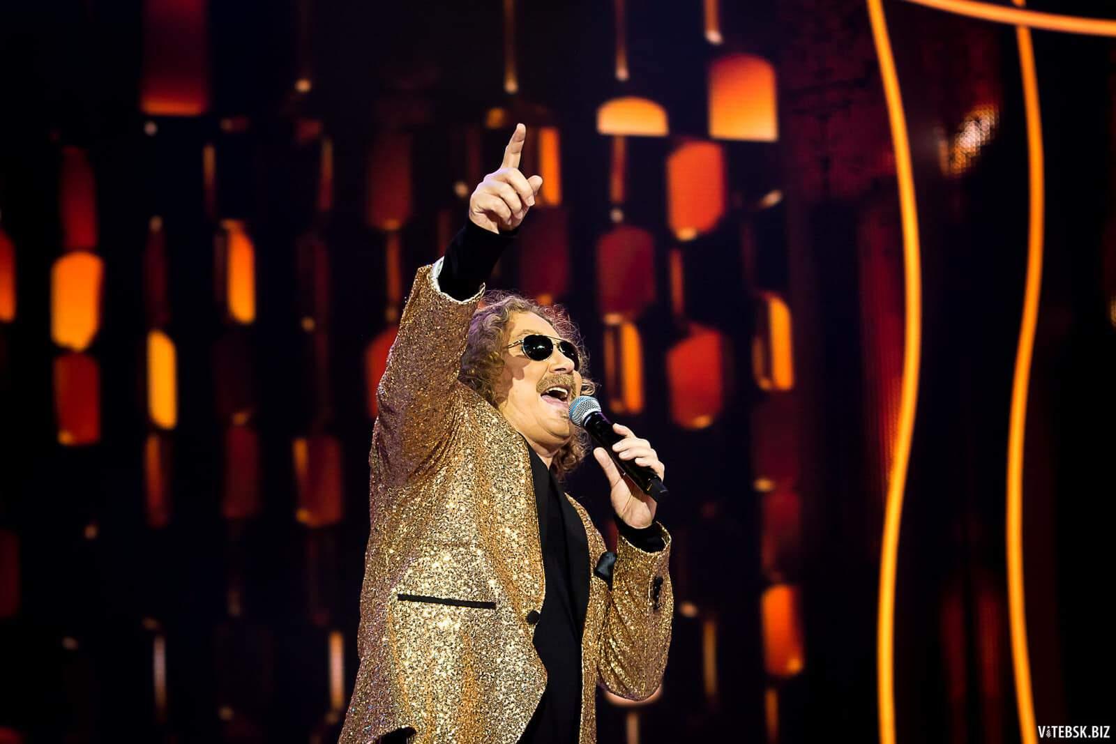 Фестиваль «Золотой хит» в Москве