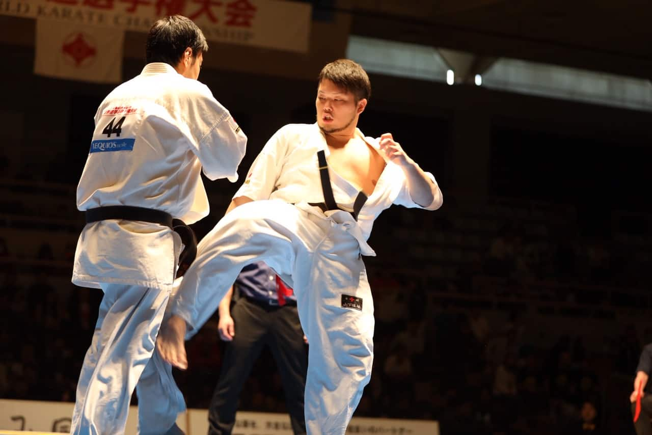 Шестой Кубок мира по киокушин каратэ