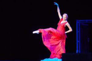 Спектакль «Прыжок в свободу»