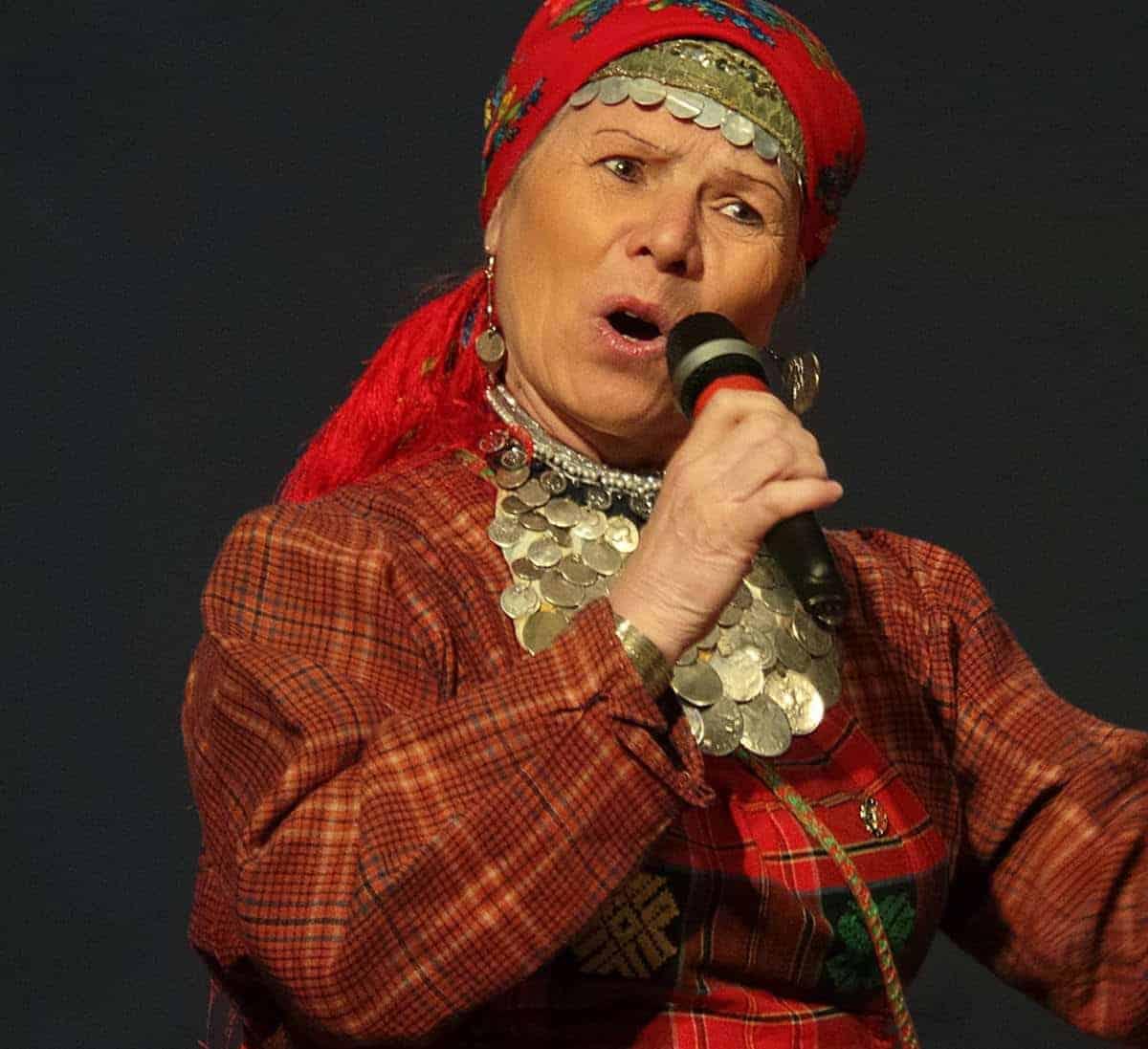 Концерт коллектива «Бурановские бабушки»