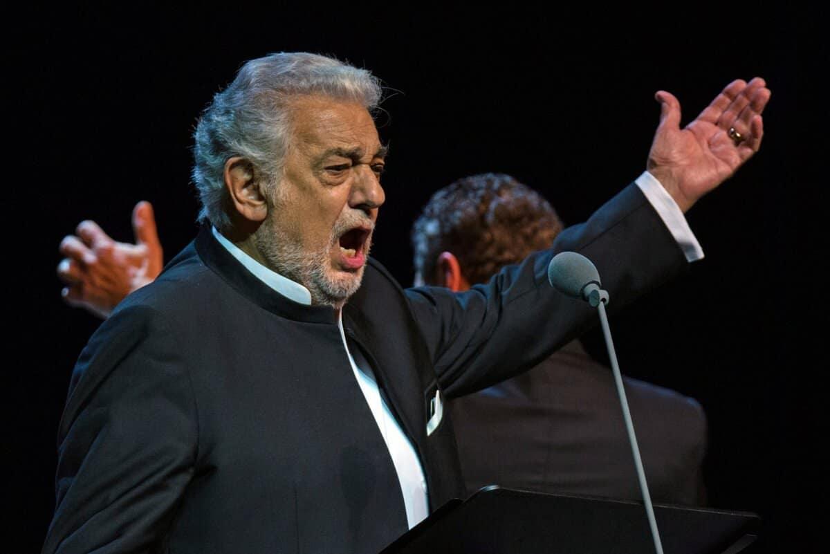 Концерт Placido Domingo (Пласидо Доминго) в Москве